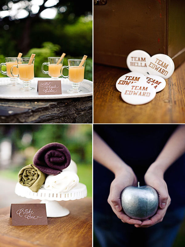 twilightinspired weddings you have to see to believe
