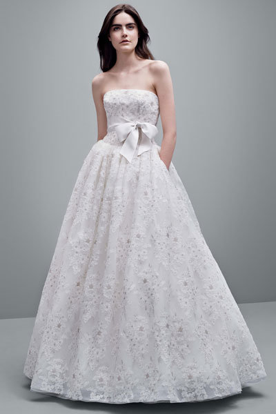 First Look Stunning New Gowns From White By Vera Wang