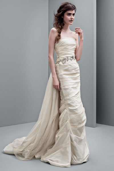 cdfa30358ac7d First Look: Stunning New Gowns From White by Vera Wang   BridalGuide
