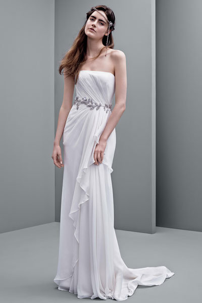 0c081bab013a First Look  Stunning New Gowns From White by Vera Wang
