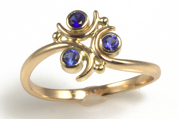 Video Game-Themed WeddingsZelda Wedding Ring