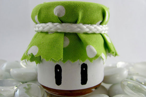 super mario bros wedding favor