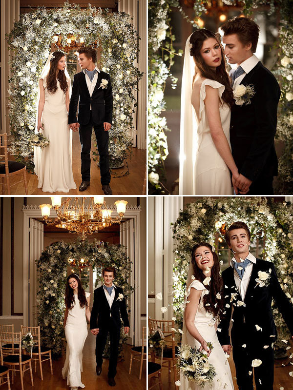 the gallery for gt edward and bellas wedding ceremony