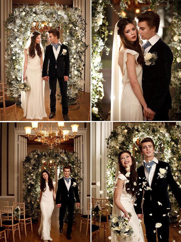 The Breaking Dawn Wedding Reimagined