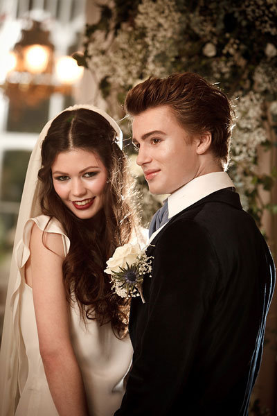 twighlight wedding: The Breaking Dawn Wedding, Reimagined