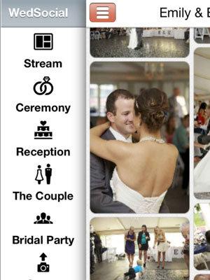 wed social app