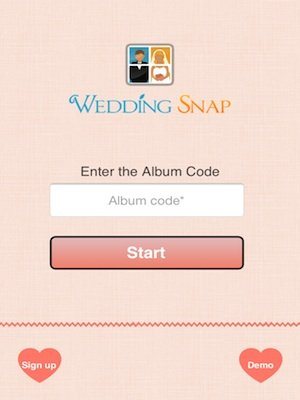 easy to use wedding photo sharing apps bridalguide