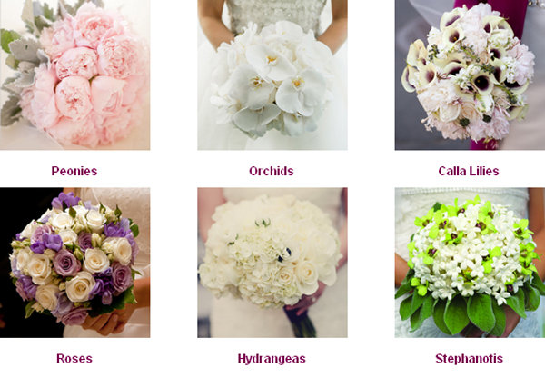Flower Type Wedding