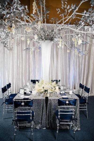 Winter Wonderland Wedding Inspiration Bridalguide