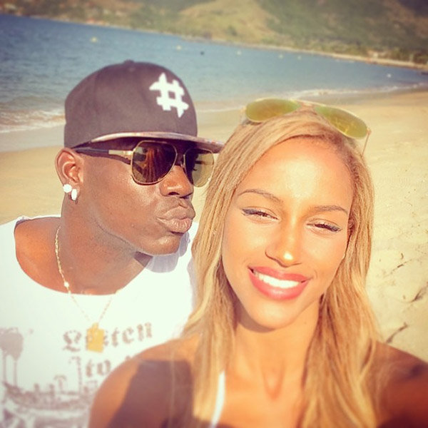 mario ballotelli engaged