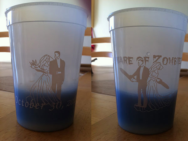 zombie cups