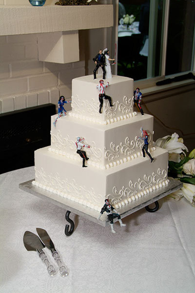 top 10 biggest wedding cake wedding ideas inspired by walking dead bridalguide 21041