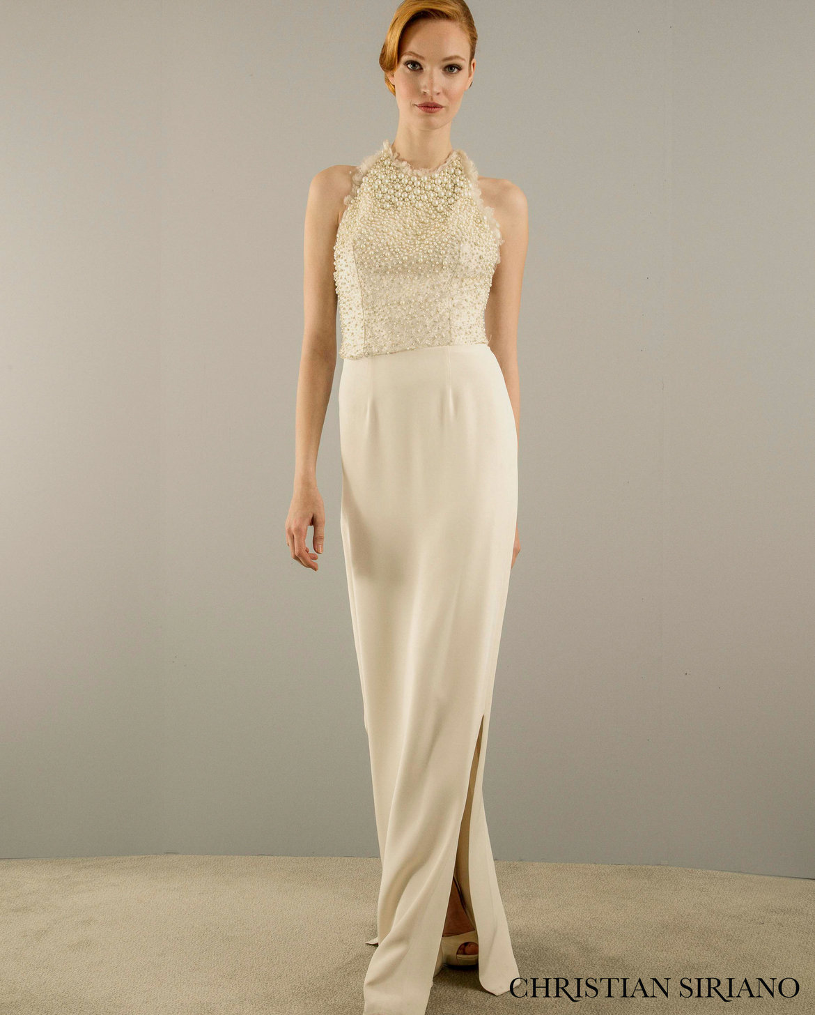 First Look: Christian Siriano\'s New Bridal Collection For Kleinfeld ...