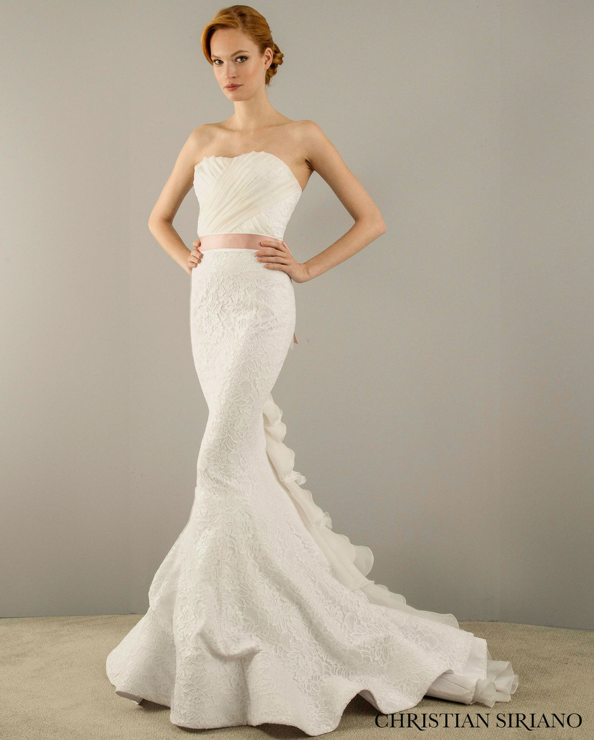 First Look Christian Sirianou0026#39;s New Bridal Collection For Kleinfeld | BridalGuide