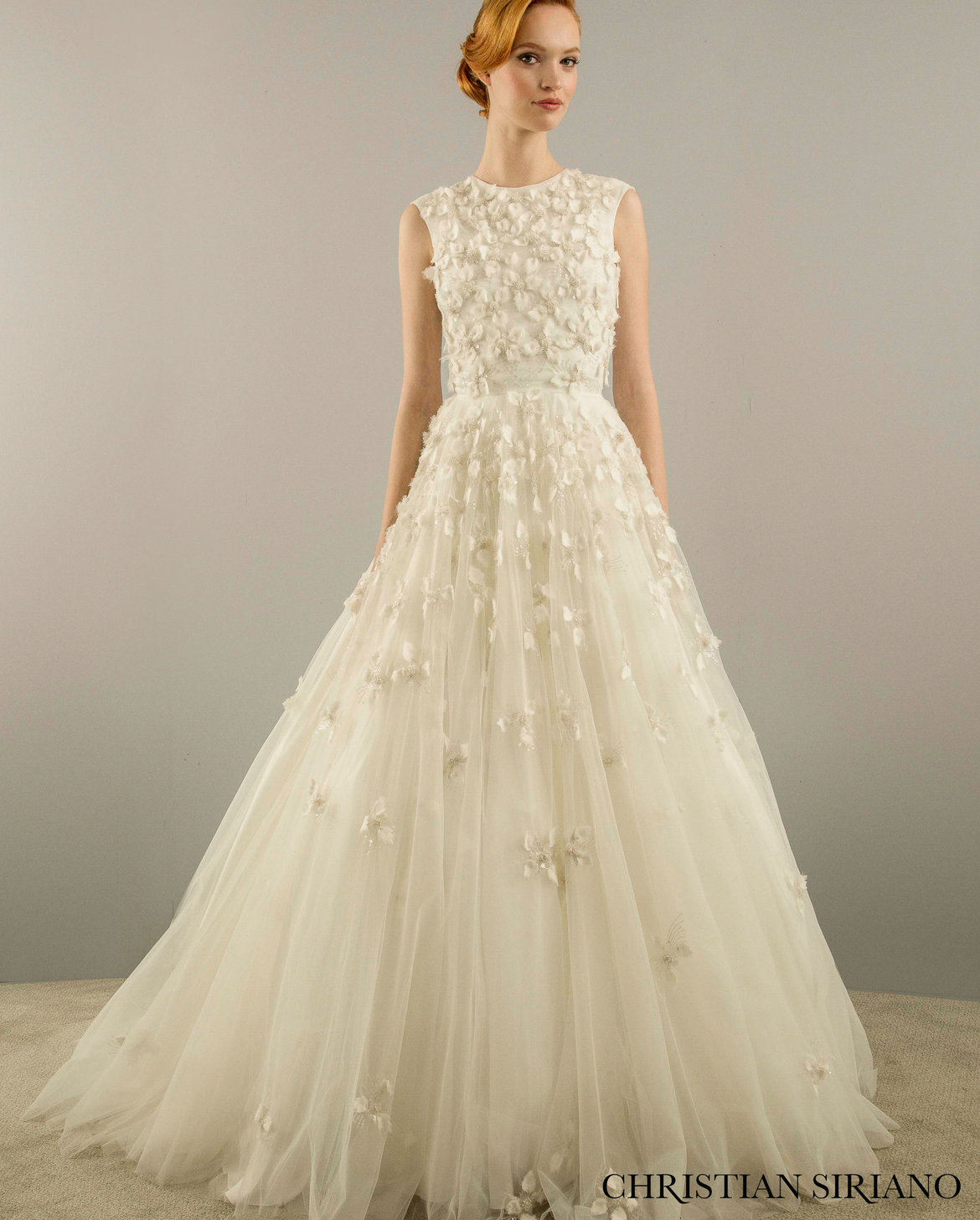 first look christian siriano 39 s new bridal collection for