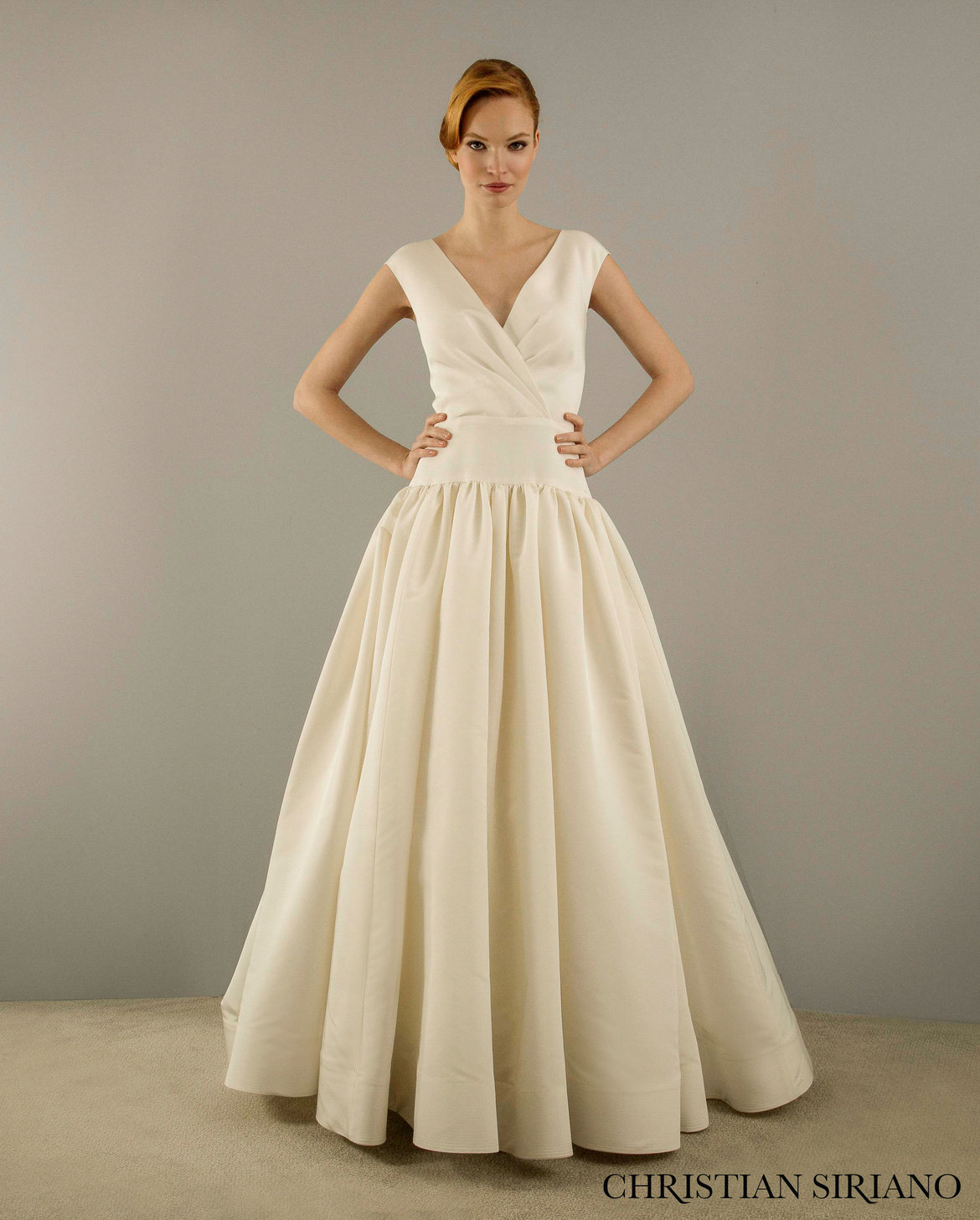 First Look: Christian Siriano's New Bridal Collection For