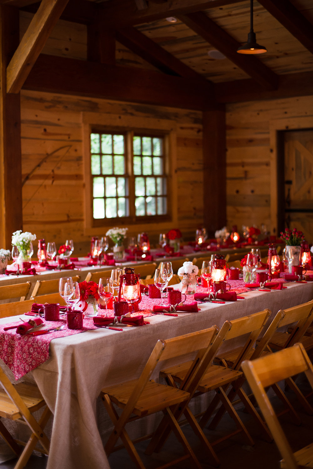 Country Themed Wedding Reception Ideas