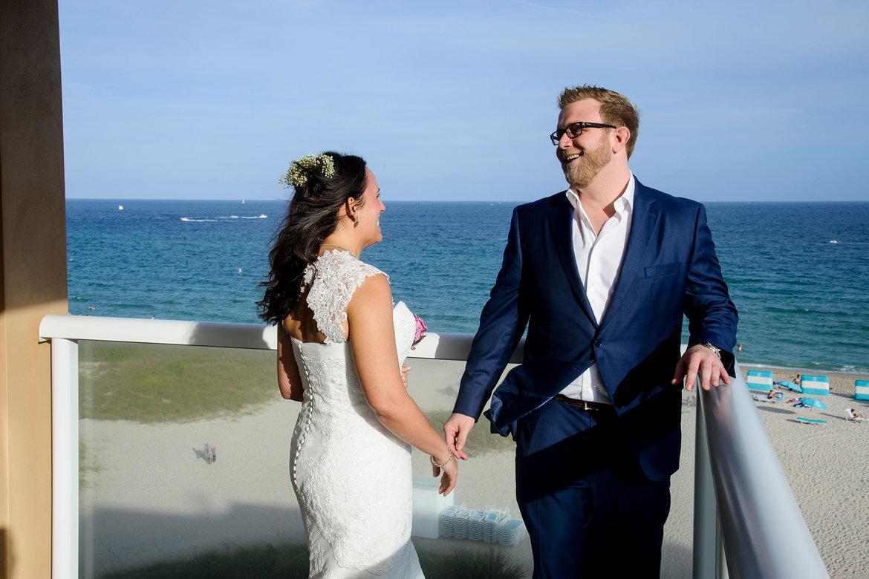 Fort Lauderdale Marriott Pompano Wedding