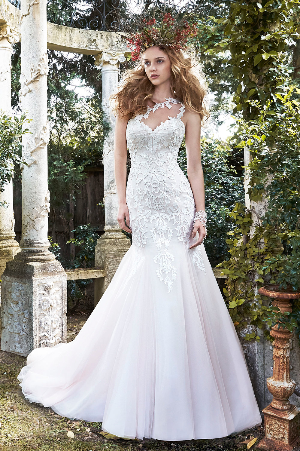 Eve Maggie Sottero Wedding Gown