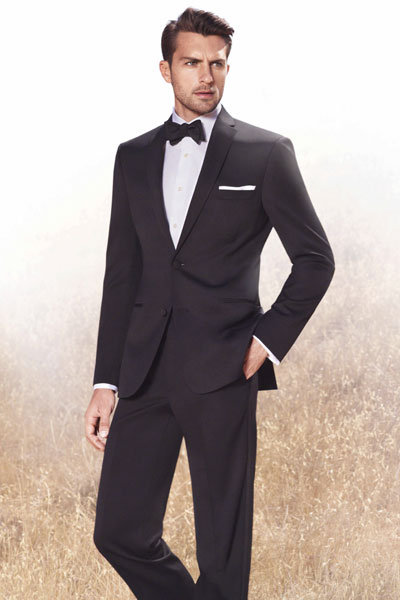 Exclusive News Black By Vera Wang Tuxedos Now Available