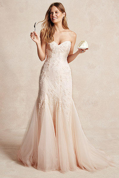 First Look: Beautiful New Gowns from BLISS Monique Lhuillier ...