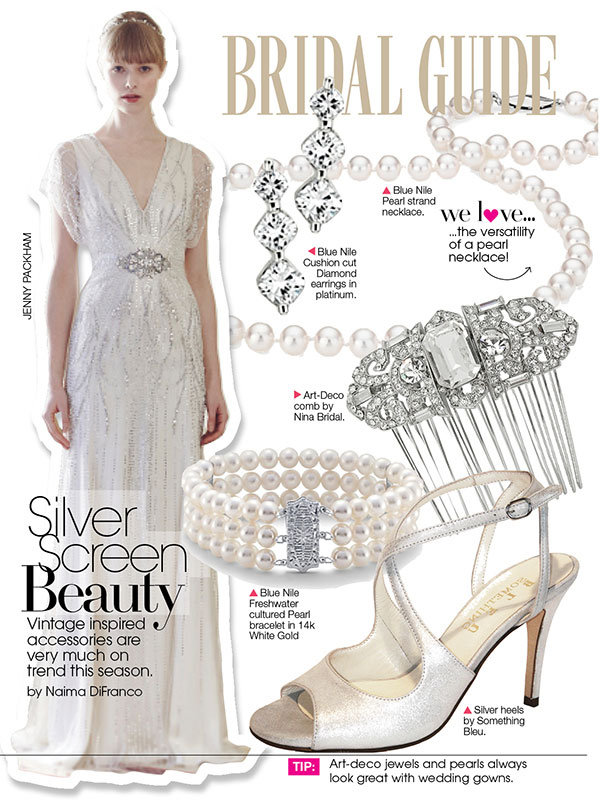 What S Your Dream Wedding Day Look Bridalguide