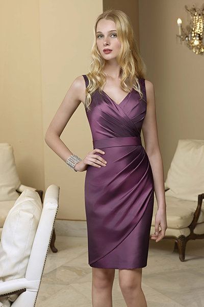 The D Of This Mori Lee Dress Is What Makes It So Versatile Unlike Long Bridesmaid Gowns Short Style Can Be Worn Again To A Tail Party