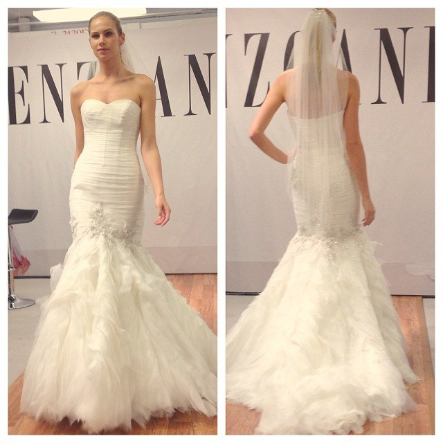 Badgley Mischka Wedding Gown: Bridal Runway Shows: 9/29 Recap