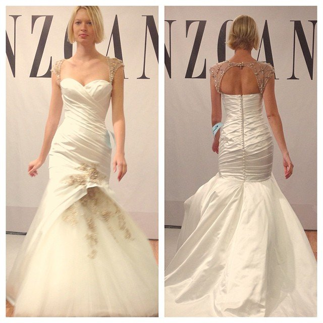 Wedding Gown Fashion Show: Bridal Runway Shows: 9/29 Recap