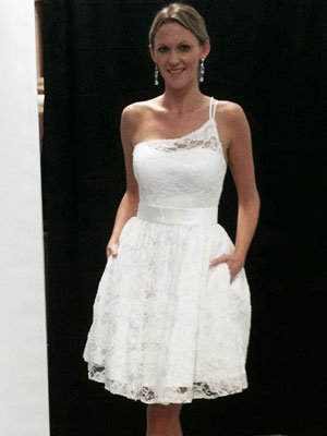 wedding rehearsal dress