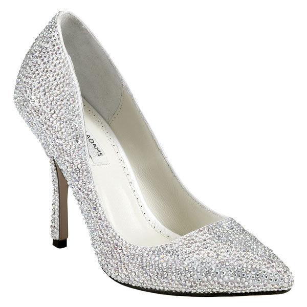 Attractive Jada By Benjamin Adams Wedding Shoes