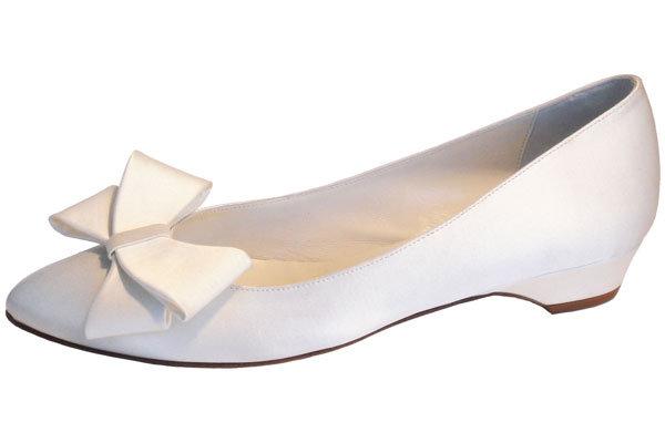 Scoop By Something Bleu Wedding Shoe