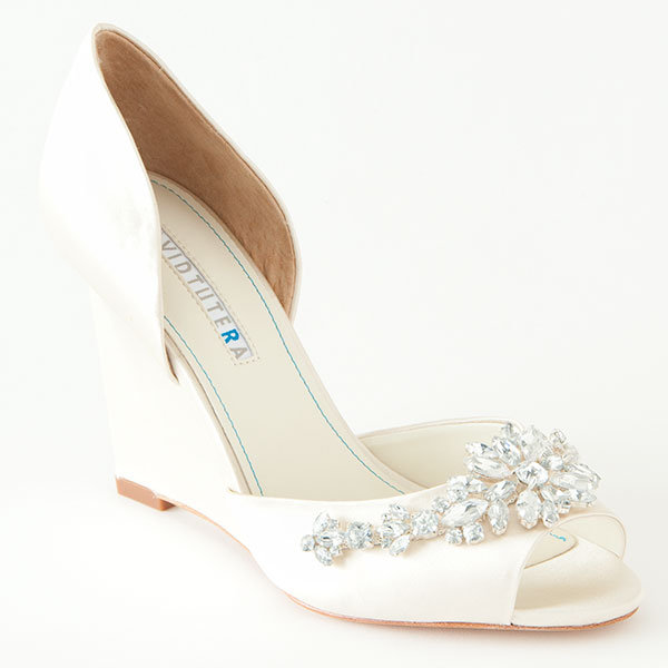 Winter By David Tutera Wedding Shoe