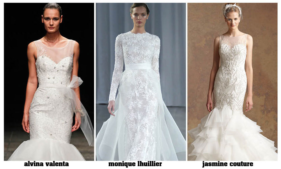 Trend We Love: Pearl-Embellished Gowns | BridalGuide