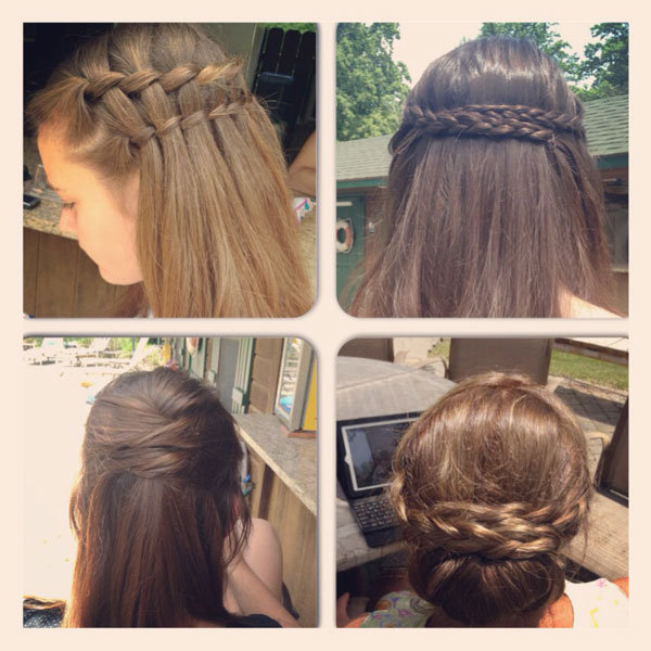 Amazing Hairstyles You Can Do Yourself For Wedding Short Hairstyles Gunalazisus
