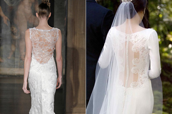 priscilla chan wedding dress bella twilight breaking dawn wedding dress