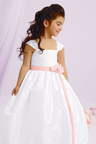 jordan flower girl dress