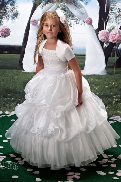 dd4be84d1c1 flower girl dress. Dresses by Cupids by Mary s Bridal