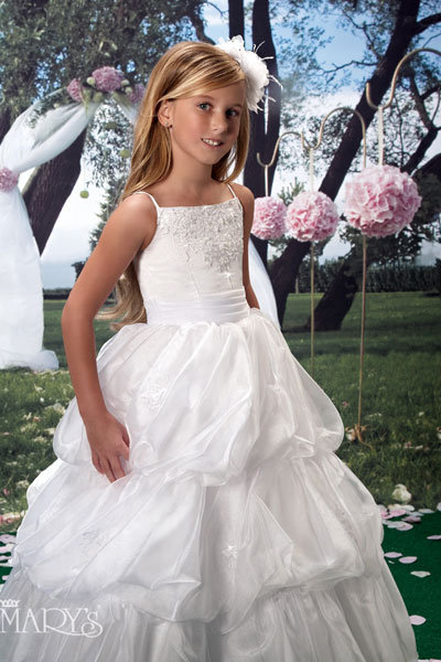 2c1f7c2fa57 5 Adorable Trends for Flower Girl Dresses