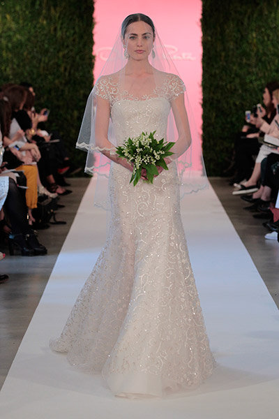 Get The Look Jessica Simpson S Wedding Gown Bridalguide