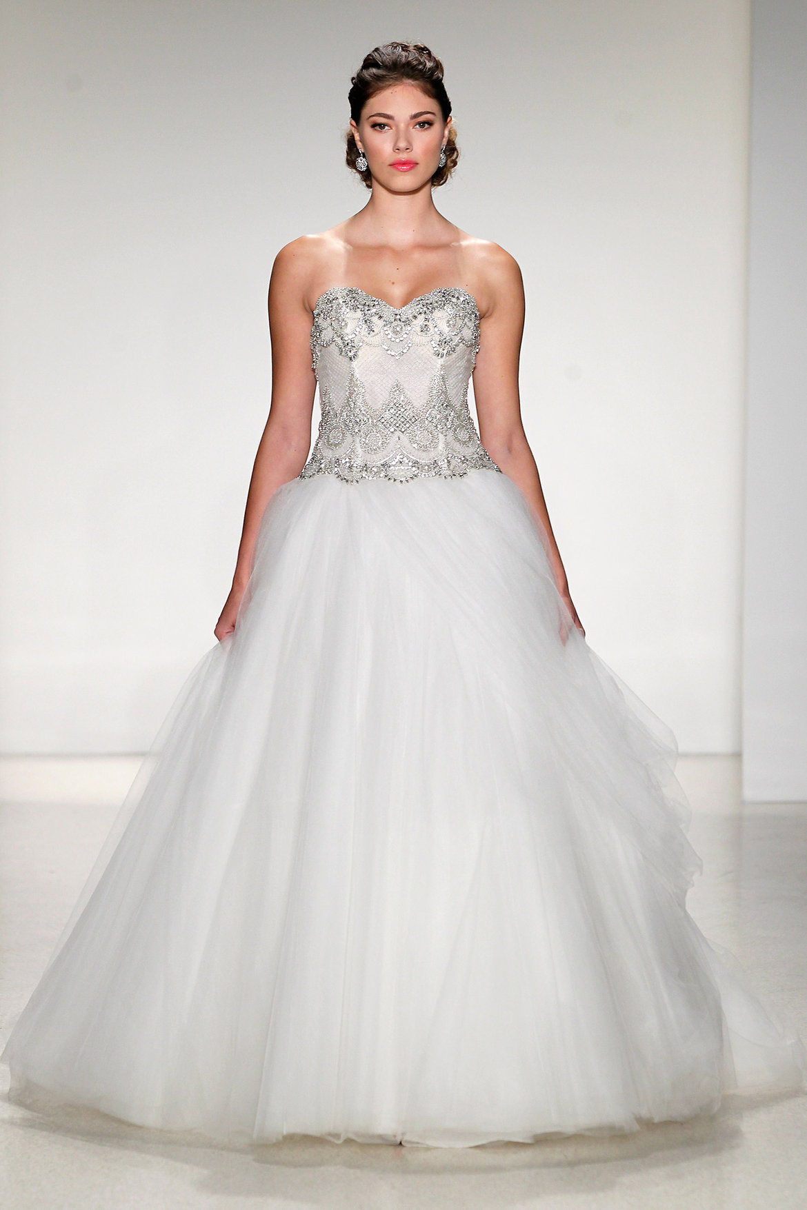 The Biggest Gown Trends From The 2015 Bridal Runway Shows Bridalguide