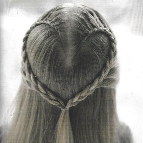 Girl Hair Style For Wedding: Adorable DIY Hairstyle For Flower Girls