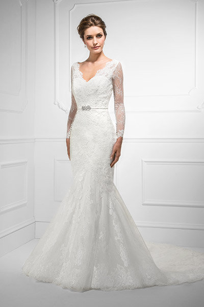 ellis bridals wedding gown