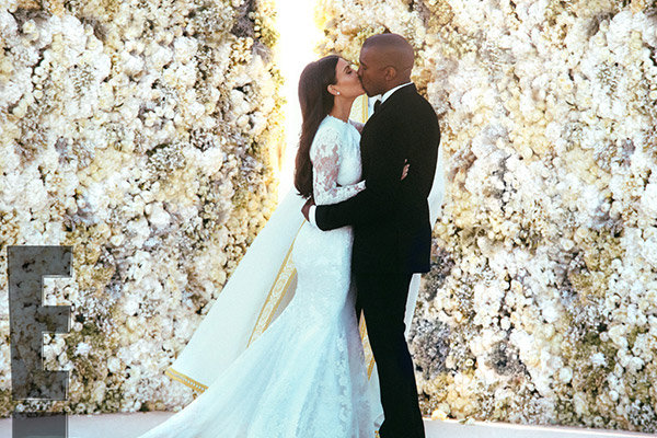 Cheap Kim Kardashian Wedding Gown Cost Amore Dresses With Zuhair Murad Dress