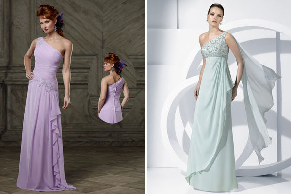 Colorful Mother of the Bride Dresses