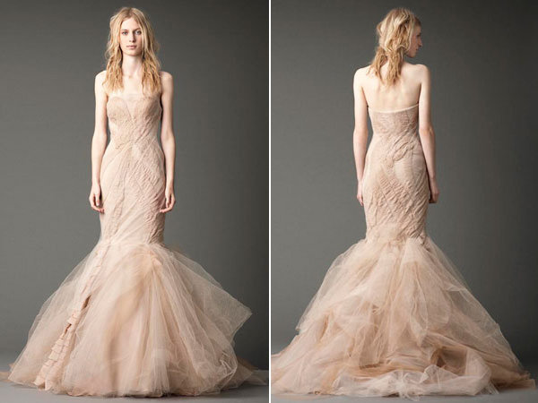 Most-Viewed Wedding Gowns of 2012