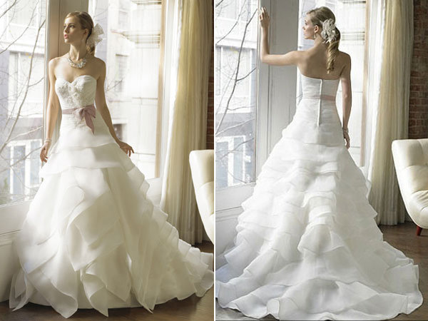 moonlight couture wedding gown