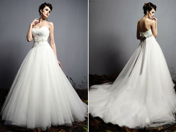 eden bridals wedding gown