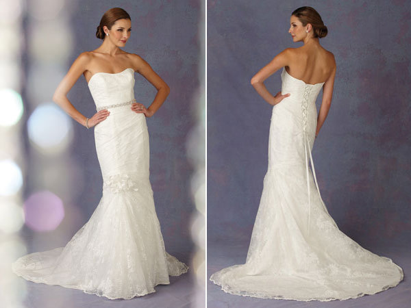 anjolique classic wedding gown