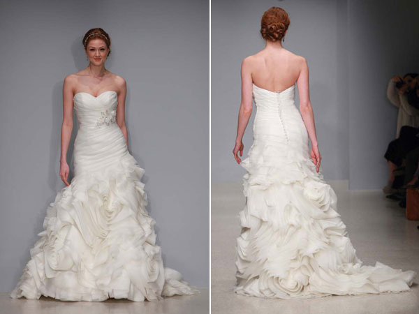 alfred angelo sapphire wedding gown
